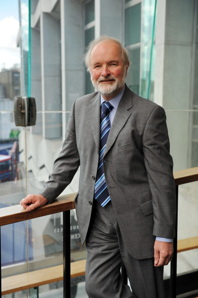 Professor Julian Evans FICFor