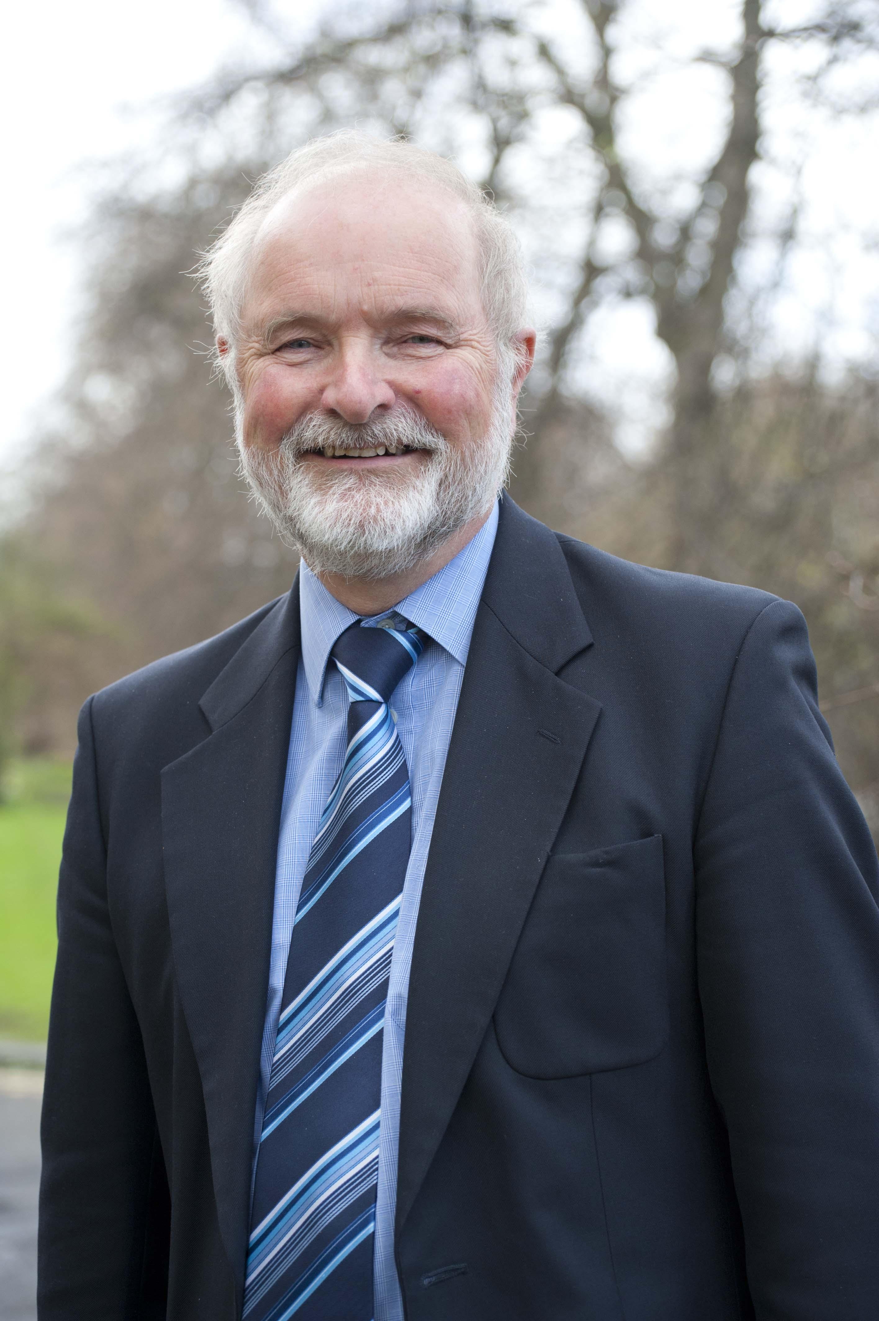 Prof Julian Evans FICFor May 2013 I