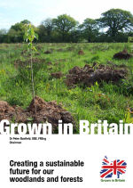 Grown in Britain Announce A Way Forward for UK Forests and Woodland