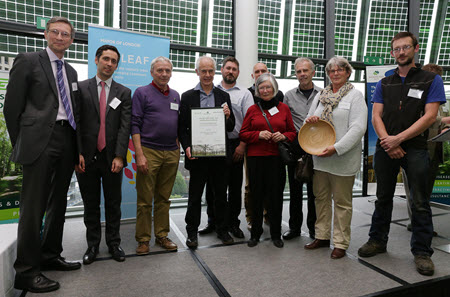 Haringey Woodland Partnership - releaf awards