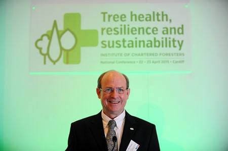 Prof Mike Wingfield IUFRO Tree Health