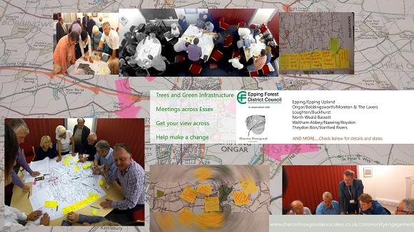 community engagement flyer