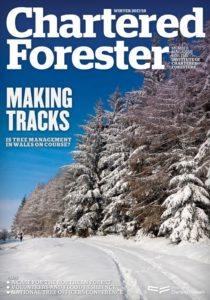 Chartered Forester Winter 2017 | Institute of Chartered Foresters (ICF)