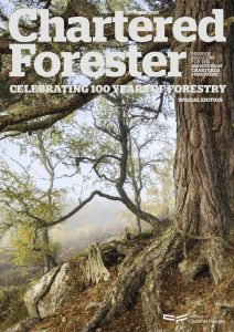 Chartered Forester Summer 2019 Front Cover